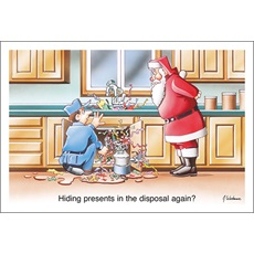 Hiding The Presents Again