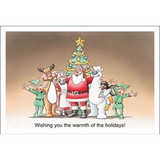 Warm Wishes To All