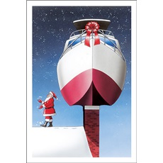 Santa's Boat Delivery