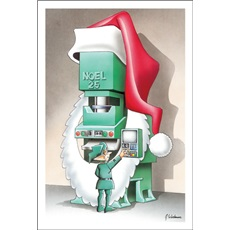 Santa's Machine Shop