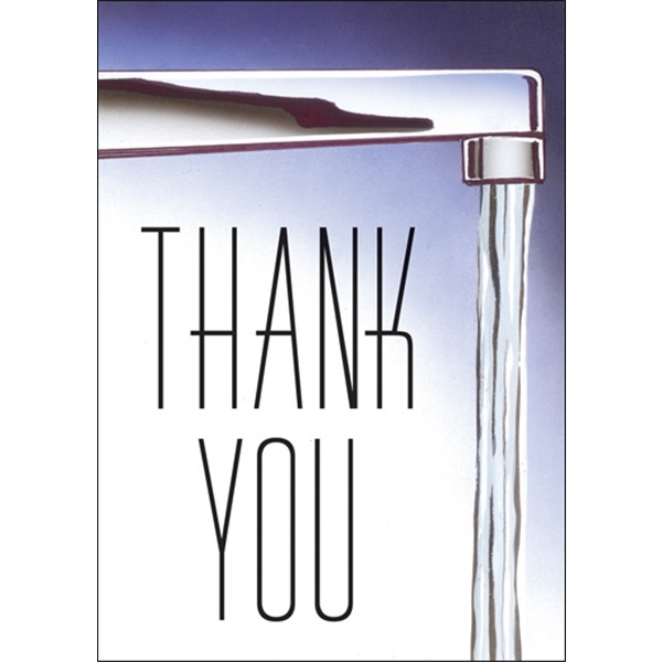 Thank You Faucet