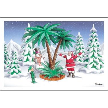 It's A Palm Tree Christmas