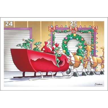 Santa's Storage Unit