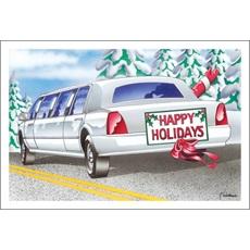 Happy Holidays Limousine