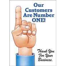 #1 Customer Thank You