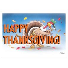 Nailing Thanksgiving