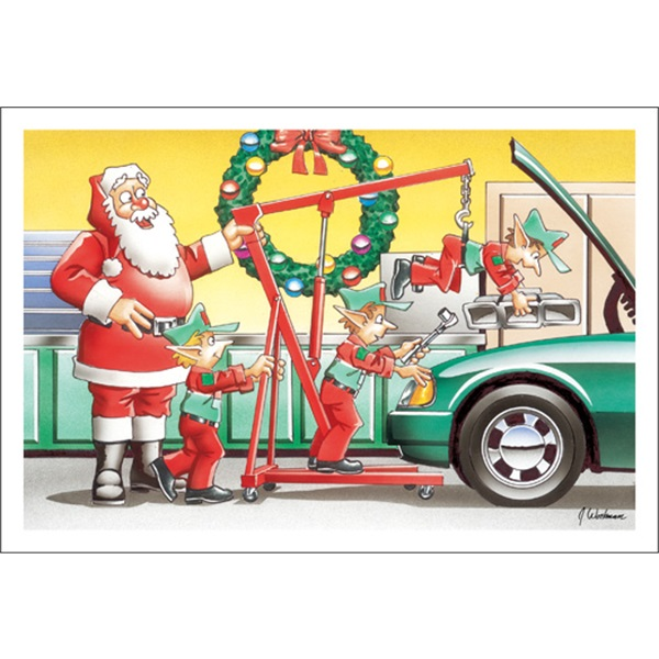 Engine Lift Holding Elf