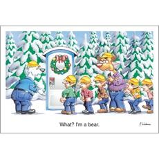 What? I'm A Bear