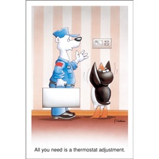 All You Need Is A Thermostat Adjustment
