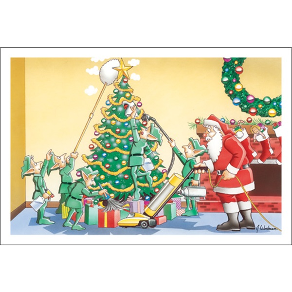 Elves Janitorial