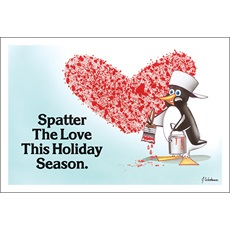 Spatter The Love