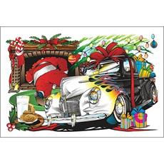 Nice Gift Santa