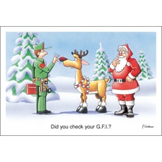 Did You Check Your G.F.I.?