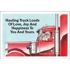 Hauling Truck Loads of Love