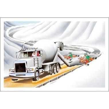 Cement Roadwork
