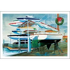 Marina Boat Sitting