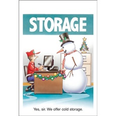Yes Sir We Offer Cold Storage