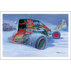 North Pole Racing  #25 Car