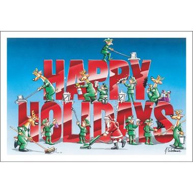 Making The Holidays Shine