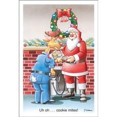 Uh, Oh...Cookie Mites!