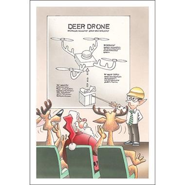 Deer Drone