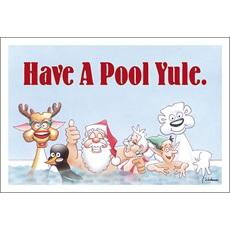 Have A Pool Yule