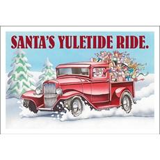 Yuletide Ride