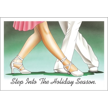 Step To The Holiday Season