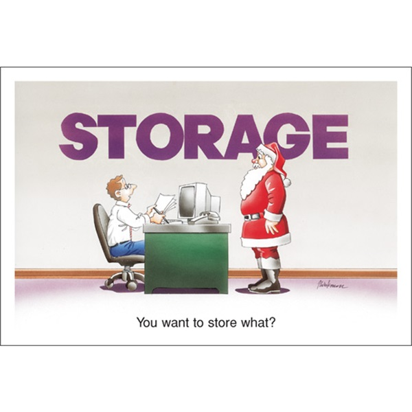 You Want To Store What?