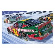 Racing At The Holiday 500