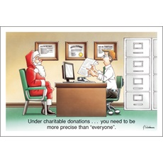 Under Charitable Donations You Need To Be More Spe