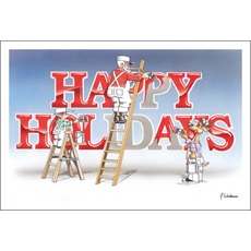 Happy Holidays From Our Crew