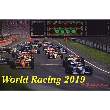 World Racing 2019 Calendar