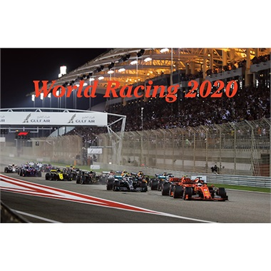 World Racing 2020 Calendar