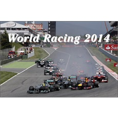World Racing 2014 Calendar
