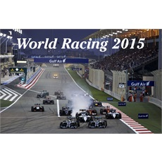 World Racing 2015 Calendar