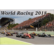 World Racing 2018 Calendar