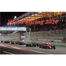 World Racing 2020 Calendar