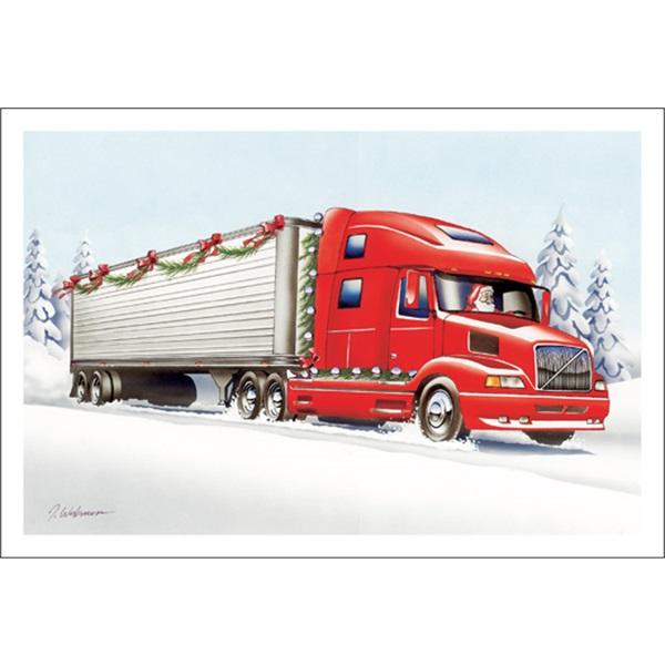 Ice Trucking Is Fun