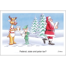 Federal, State and Polar Tax?