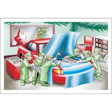Auto Repair Surgery