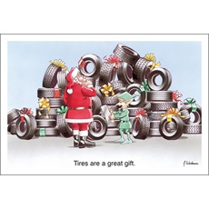 Tires Are A Great Gift