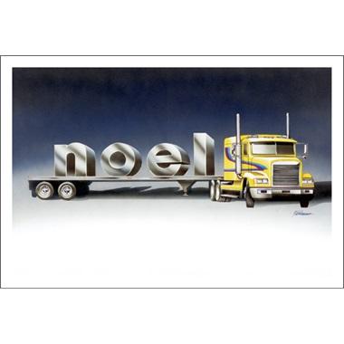 Noel Flatbed