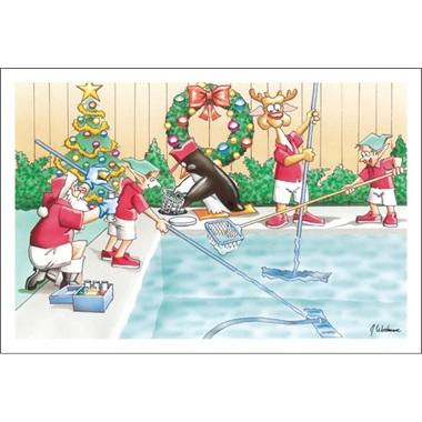 Santa's Pool Service