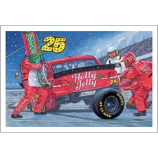Holly Jolly Pit Stop