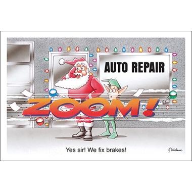 Yes Sir! We Fix Brakes