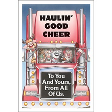 Haulin Good Cheer