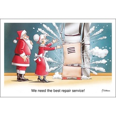 We Need The Best Repair Service