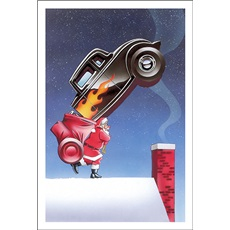 Hot Rod For Christmas