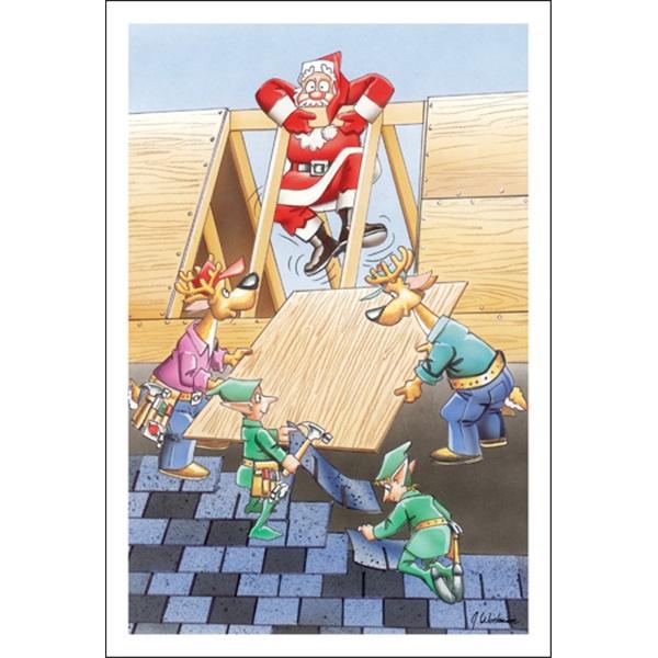 Hang On Santa
